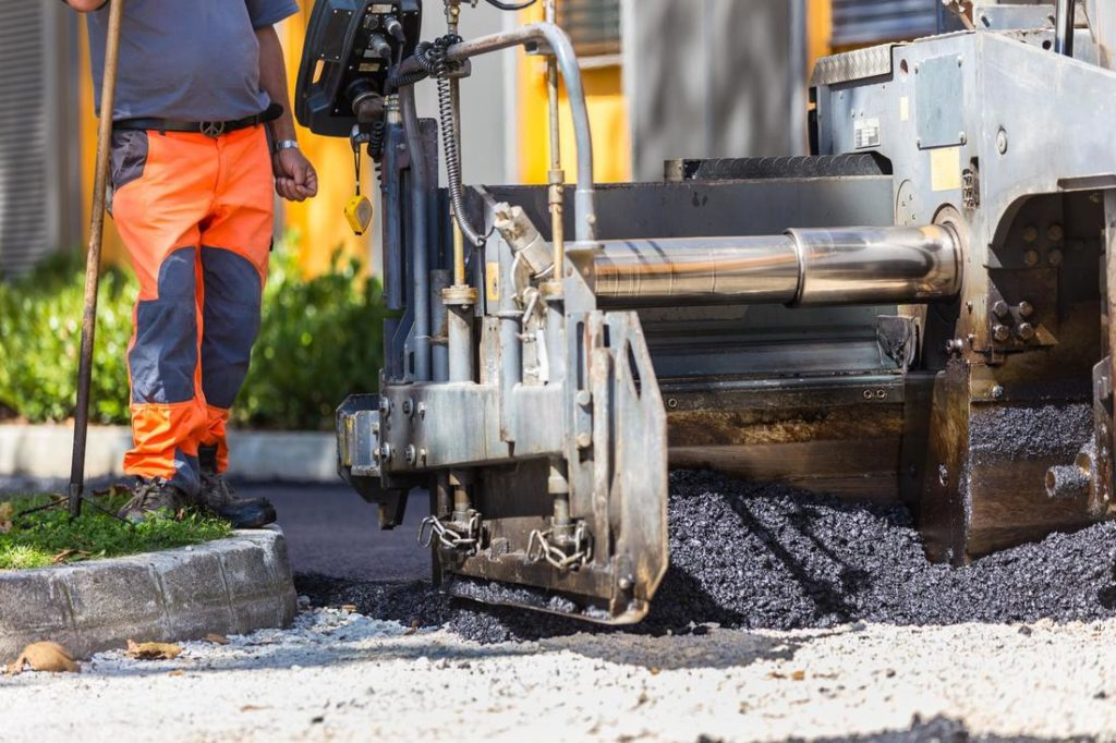 Asphalt Driveways Paving